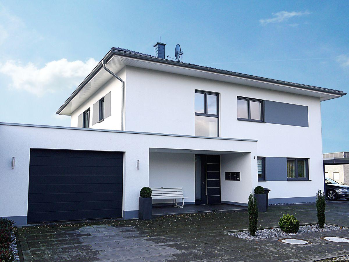 Vorderbr ggen bau gmbh for Zweifamilienhaus bauen