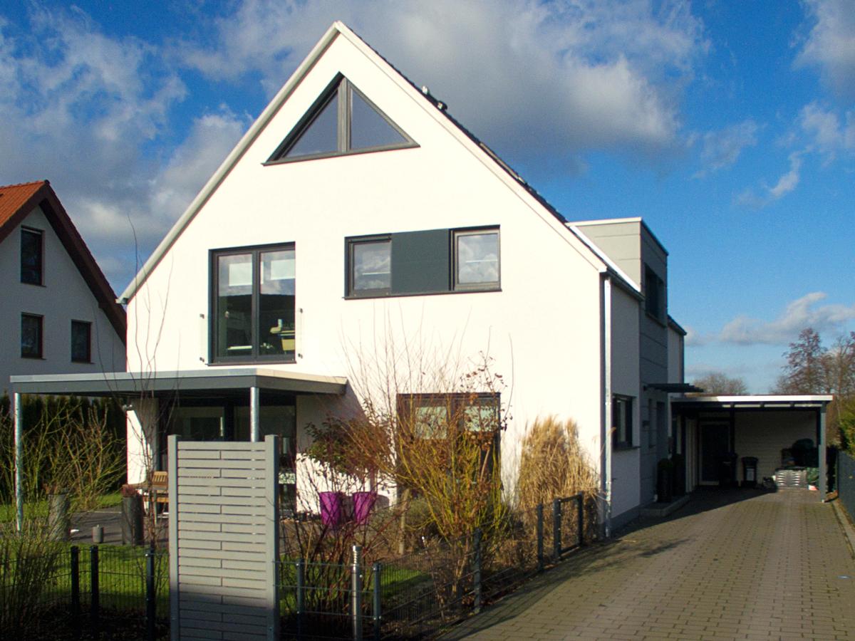 Vorderbr ggen bau gmbh for Einfamilienhaus katalog
